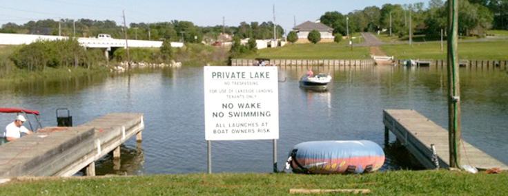 Lakeside Landing Home